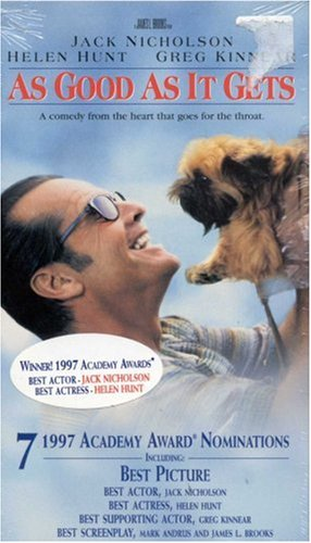 9780800124694: As Good As It Gets [VHS]
