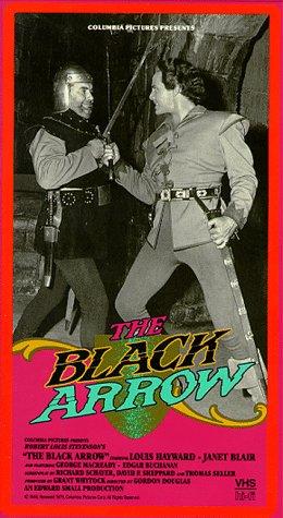 9780800132385: Black Arrow [VHS]