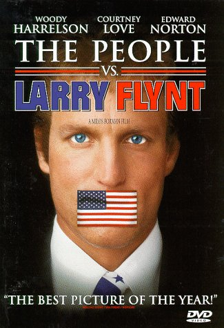 The People Vs. Larry Flynt; Vhs