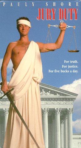 9780800176938: Jury Duty [VHS]