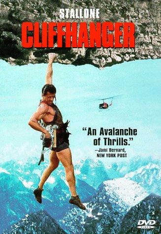 9780800177355: Cliffhanger [Reino Unido] [DVD]