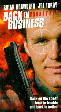 9780800183950: Back in Business [VHS]