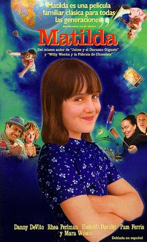 9780800196776: Matilda [VHS]