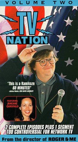 9780800198817: TV Nation, Volume 2 [VHS]