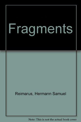 9780800601522: Fragments