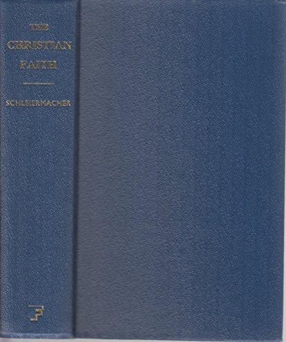 9780800604875: The Christian Faith (English and German Edition)
