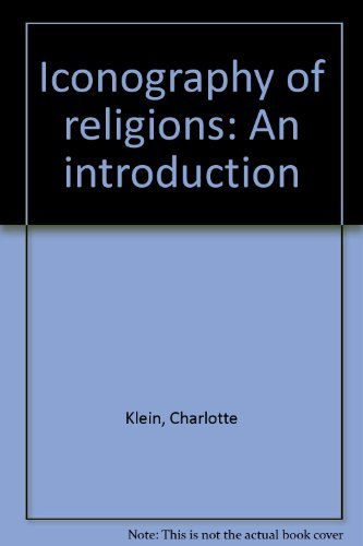 Iconography of Religions: An Introduction
