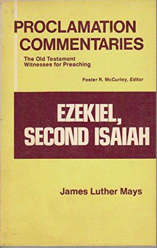 Ezekiel, Second Isaiah