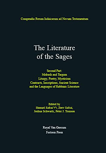 The Literature of the Sages, Midrash, and
