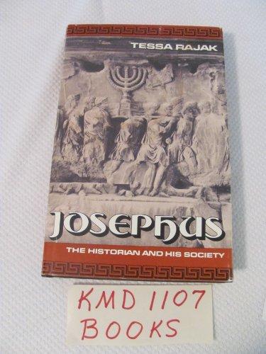 9780800607173: Josephus: the historian and his society
