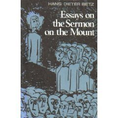 9780800607265: Essays on the Sermon on the Mount