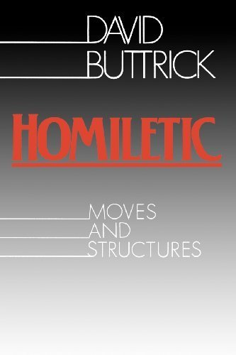 9780800607777: Homiletic: Moves and structures