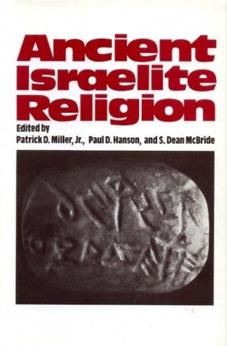 9780800608316: Ancient Israelite Religion: Essays in Honor of Frank Moore Cross