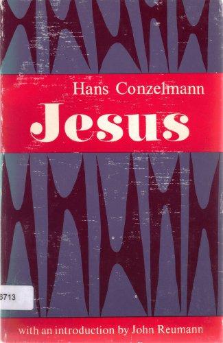 Jesus: Conzelmann, Hans