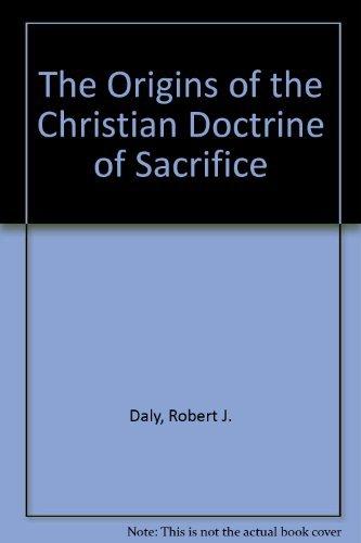 9780800612672: Origins of Christian Doct of S
