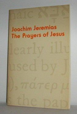 9780800613228: The Prayers of Jesus