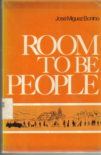9780800613495: Room to Be People: An Interpretation of the Message of the Bible for Today's World