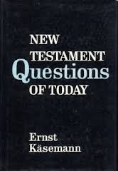 9780800613518: New Testament Questions of Today