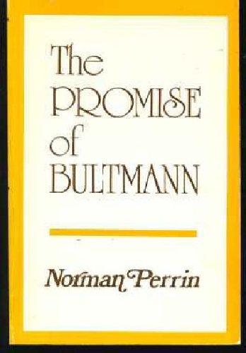 9780800613570: Promise of Bultmann