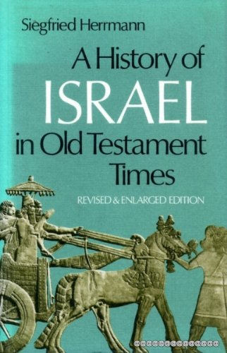 9780800614997: A History of Israel in Old Testament Times