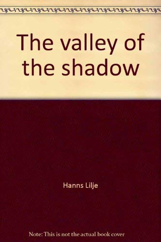 9780800616991: The valley of the shadow