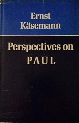 9780800617301: Perspectives on Paul