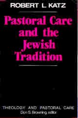 9780800617318: Pastoral Care and the Jewish Tradition: Empathic Process and Religious Counseling (Theology and Pastoral Care)