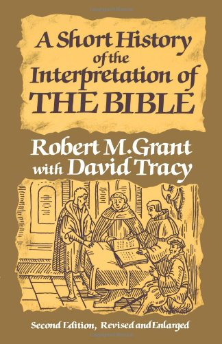 9780800617622: A Short History of the Interpretation of the Bible