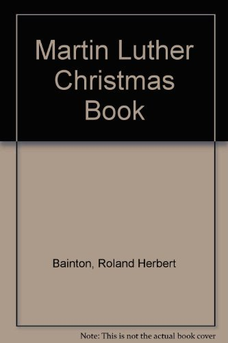 9780800618438: Martin Luther Christmas Book