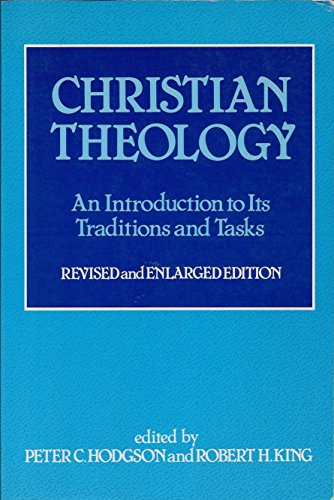 9780800618483: Christian Theology: An Introduction to Its Traditions and Tasks