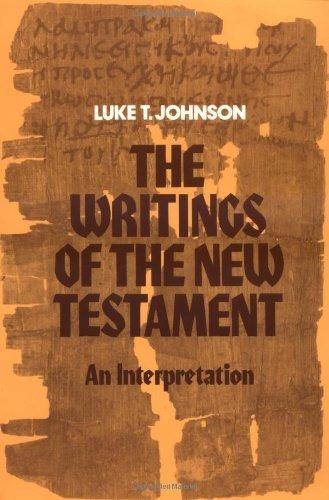 9780800618865: Writings of New Testament: An Interpretation
