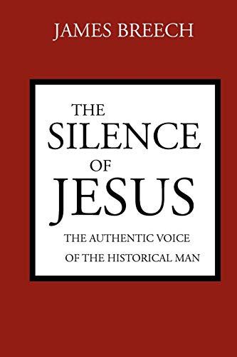 9780800619466: The Silence of Jesus