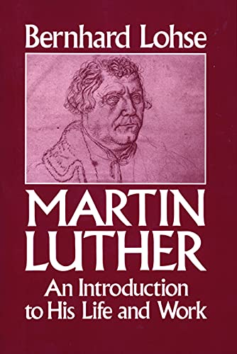 9780800619640: Martin Luther An Introduction to His Life and Work