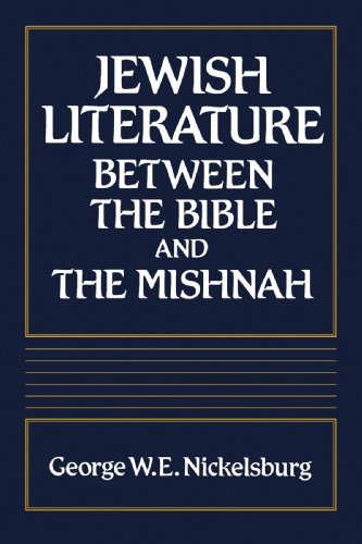 9780800619800: Jewish Literature Between the Bible and the Mishnah: A Historical and Literary Introduction