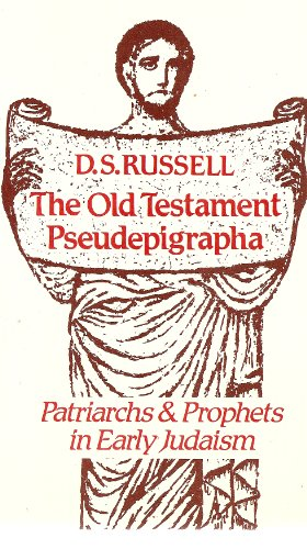 9780800620554: The Old Testament Pseudepigrapha: Patriarchs and prophets in early Judaism