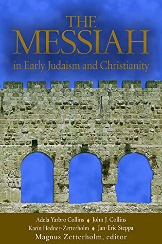 9780800621087: The Messiah: In Early Judaism and Christianity