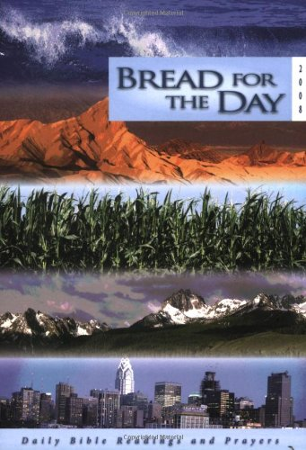 9780800621261: Bread for the Day 2008: Daily Bible Readings and Prayers