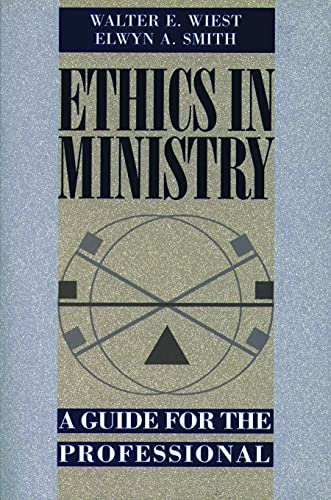 9780800623913: Ethics in Ministry