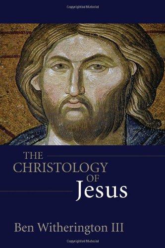 9780800624309: The Christology of Jesus
