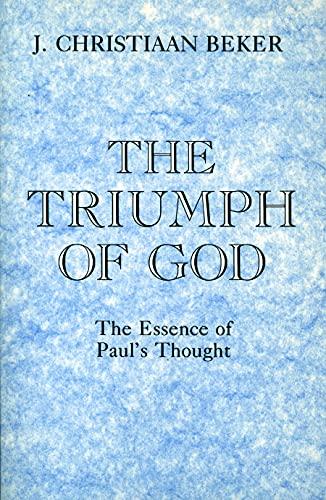 9780800624385: The Triumph of God