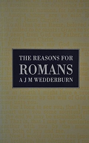 9780800624736: The Reasons for Romans