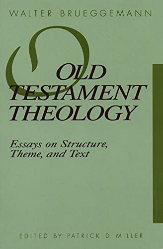 9780800625375: Old Testament Theology