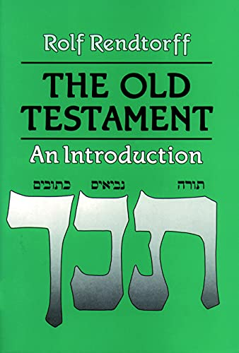 9780800625443: The Old Testament: An Introduction