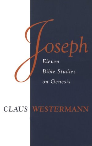 9780800625832: Joseph: Eleven Bible Studies on Genesis