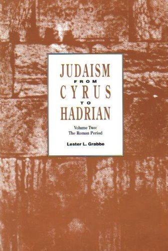 9780800626211: Judaism from Cyrus to Hadrian: The Roman Period (Volume Two)