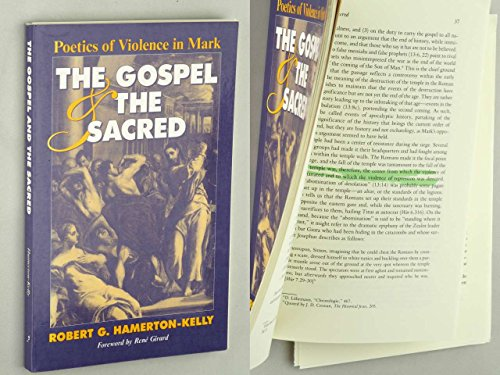 9780800626693: The Gospel and the Sacred: Poetics of Violence in Mark