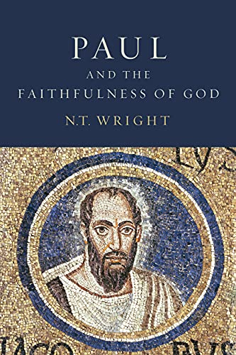 9780800626839: Paul and the Faithfulness of God Set (Christian Origins and the Question of God)