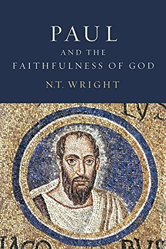9780800626839: Paul and the Faithfulness of God