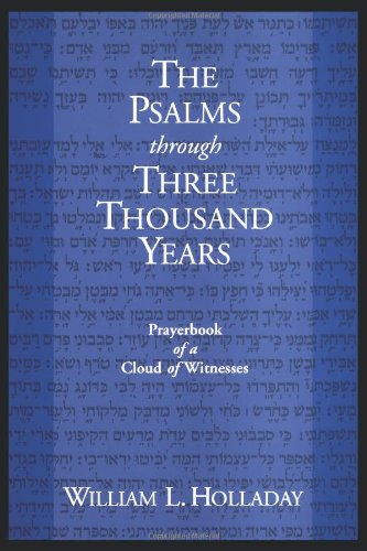 9780800627522: The Psalms Through Three Thousand Years: Prayerbook of a Cloud of Witnesses