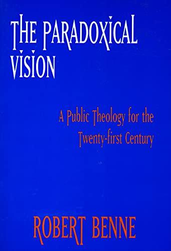 9780800627942: Paradoxical Vision